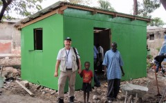 Haiti Emergency Assistance - Shelter Construction