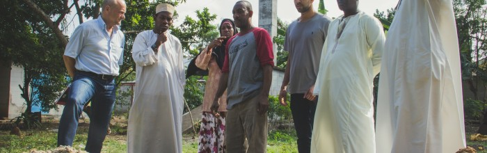 Renovation of SOS children's home Zanzibar