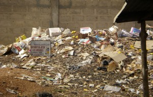 Solid Waste Management in Kétao