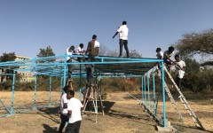 Solar Energy in SOS Children's Village in Hawassa