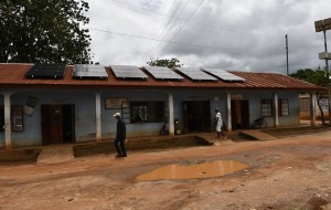 Economic and social rights for people living with disability – improved sanitation and access to sustainable energy at the Opportunity Training Centre