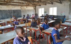 Renovation of primary schools, Lupane District