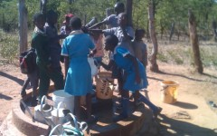 Improved Food Security in Lupane