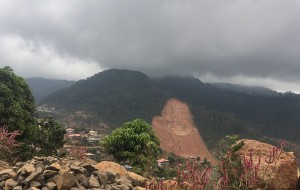 Climate Change Adaption, Freetown Sierra Leone